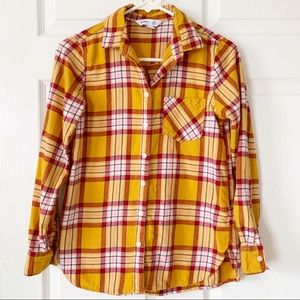 Old Navy Flannel Buttonup